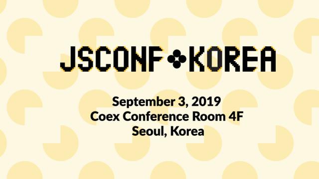 JSConf Korea 2019 :: 행사준비_참가자 모집은 이벤터스