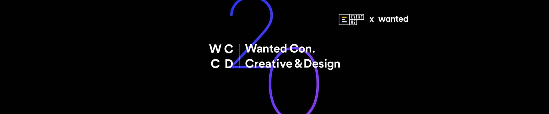 이벤터스_크리에이터의, 크리에이터를 위한 Wanted Con. Creative & Design, 이벤터스에서 원티드와 함께 이벤터스 회원을 위한 특별 초대권을 준비했어요.