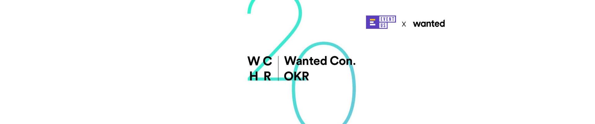 이벤터스_이벤터스 회원들을 위해 이벤터스와 원티드가 WCHR : OKR 특별 초대권을 배포합니다. OKR 도입을 준비 중인 인사담당자(HR), 대표(CEO), OKR에 관심 있는 이벤터스 회원 누구나 응모할 수 있습니다.